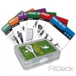 FitDeck Lacrosse